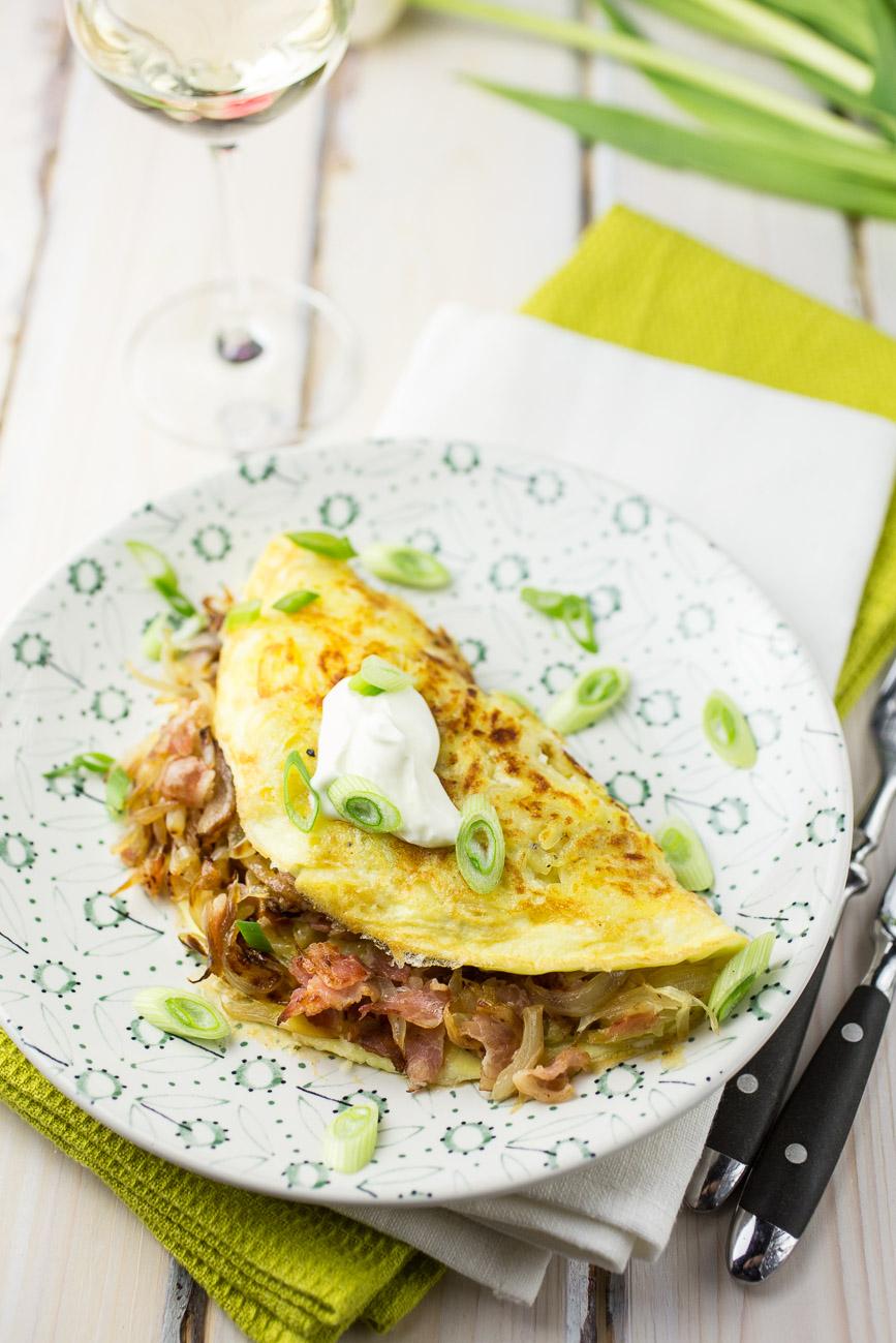 Alpine Omelette