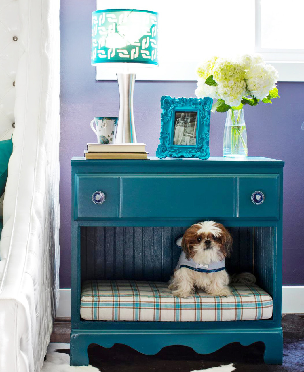 Dresser Dog Bed