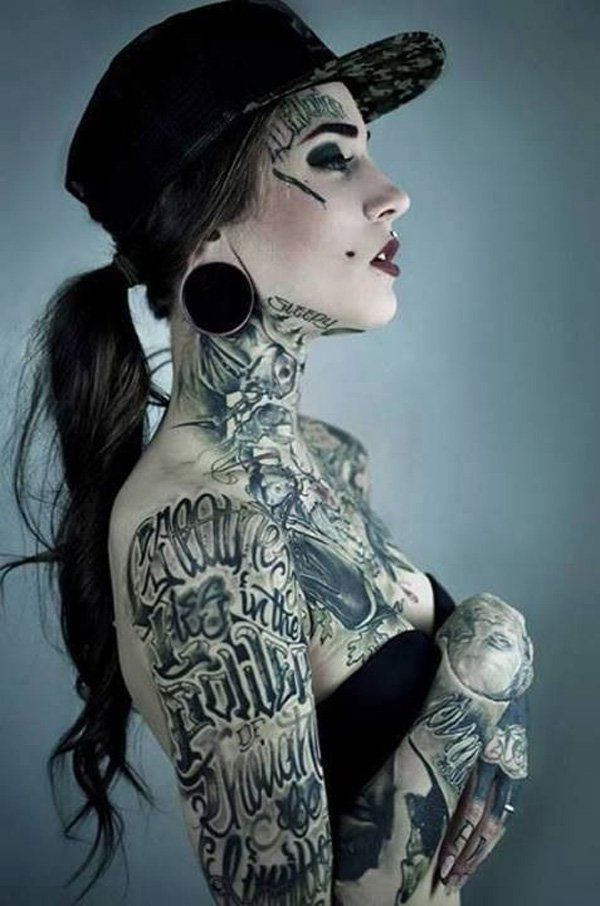 31 beautiful tattoo design ideas for women for Beautiful body tattoo