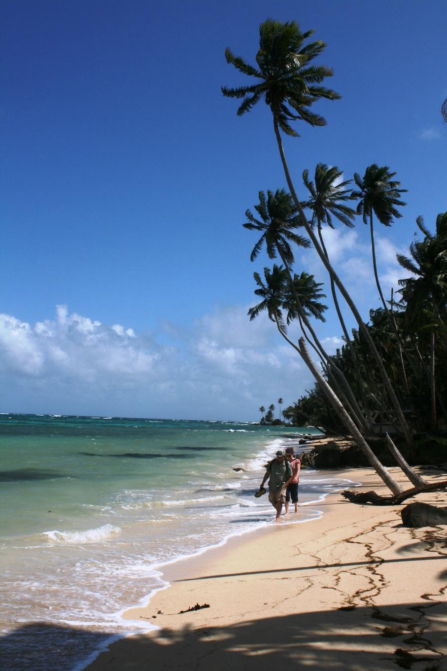 Little Corn Beaches, Nicaragua