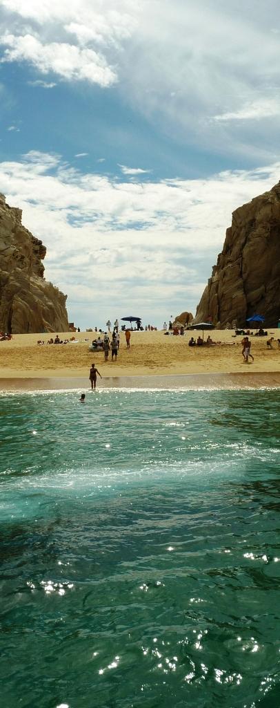 Lover's Beach, Baja California Sur, Mexico
