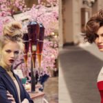 Moscow Spring Fashion Photography Collection