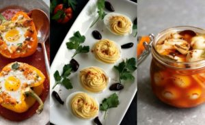 10 Easy & Delicious Egg Recipe Ideas