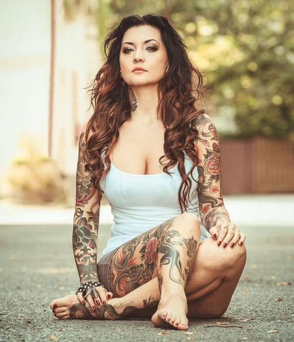Rose Tattoos For Women