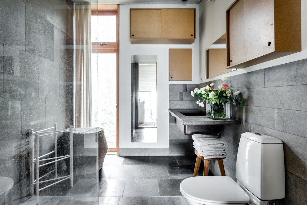 5 Gorgeous Scandinavian Bathroom Ideas: 15 Stunning Bathroom Design Ideas · Beautifulfeed