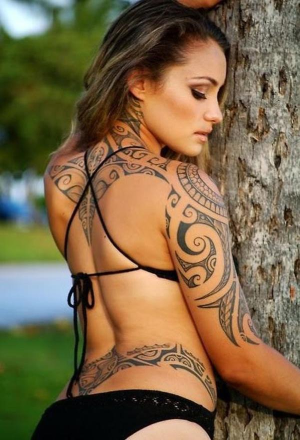 Tribal Tattoos For Women