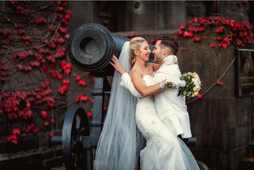 Difference between film and digital wedding photography