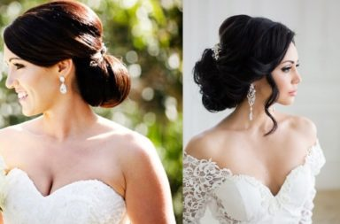 30 Gorgeous Wedding Updos For 2017