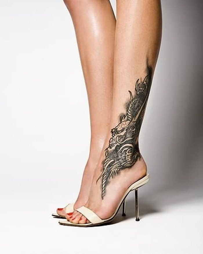 Feet Tattoos Tattoo S Idea Mandala Tattoo S Beauty: 31 Beautiful Tattoo Design Ideas For Women