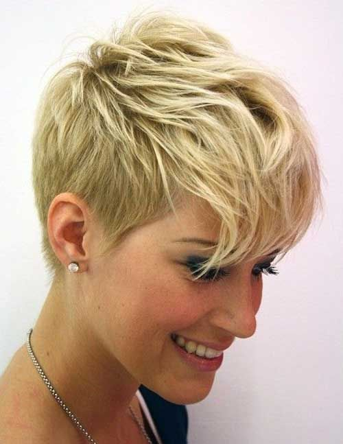 Super Short Pixie Hairstyles For 2016