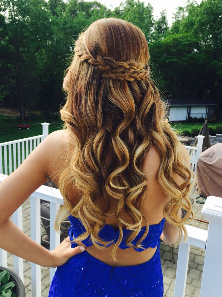 JS Prom Hairstyles