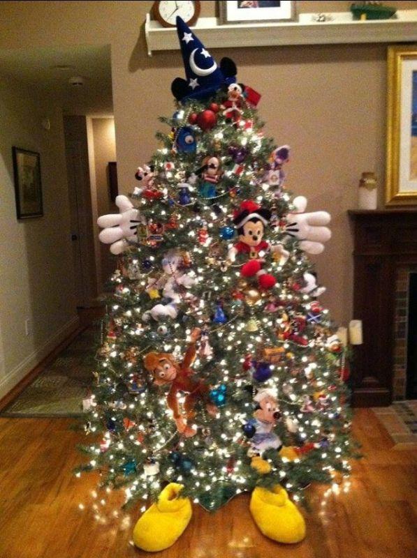 Disney Christmas Tree