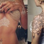 25 Amazing Lace Tattoo Designs