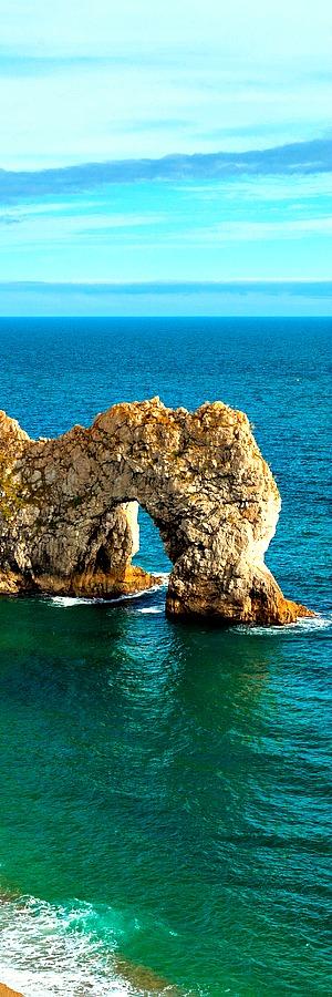 Durdle Dor, Dorset, Anglie