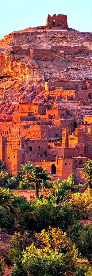 Kasbah Ait Benhaddou, Maroko