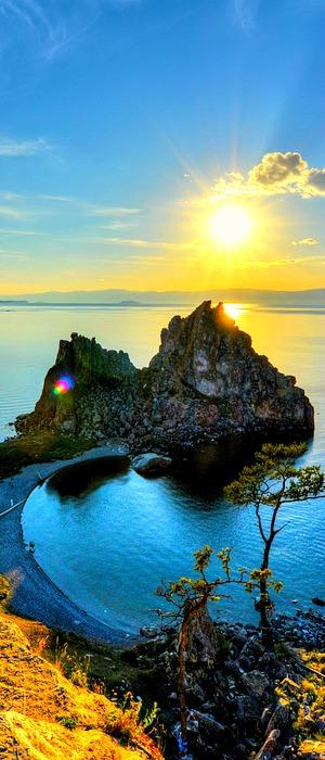 Shaman Rock, Russia