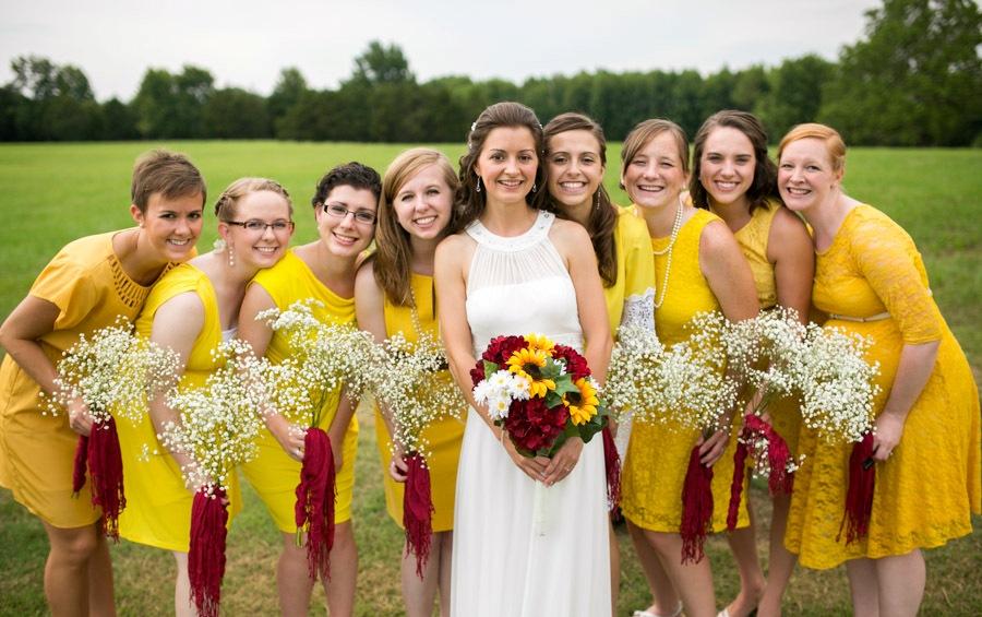 Beautiful Bridesmaid Outfit Ideas (21)