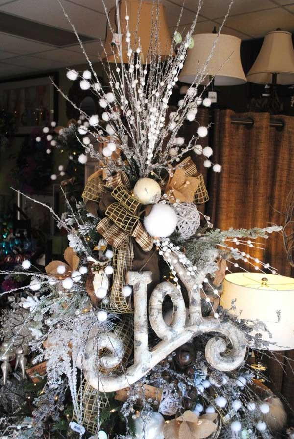 Christmas Tree Topper Decorating Ideas