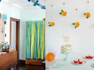 11 Beautiful Baby Shower Decoration Ideas