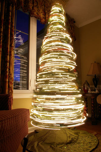 Unique Christmas Tree Decorating Ideas