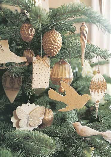 Unique Homemade Christmas Tree Ornament