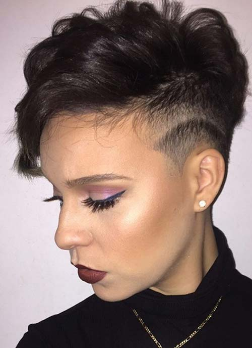 Elegant Short Hairstyles For Women (14)