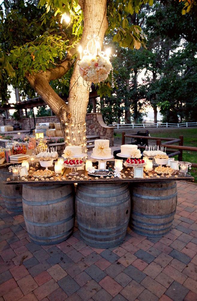 Outdoor Wedding Decoration beautifulfeed (18)