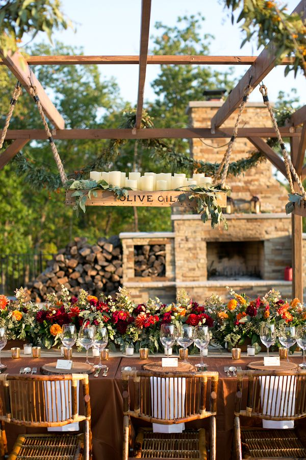 Outdoor Wedding Decoration beautifulfeed (19)
