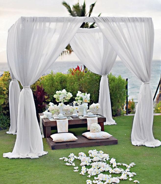 Outdoor Wedding Decoration beautifulfeed (4)