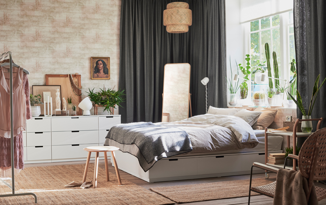 Ikea Bedroom Design Ideas (15)