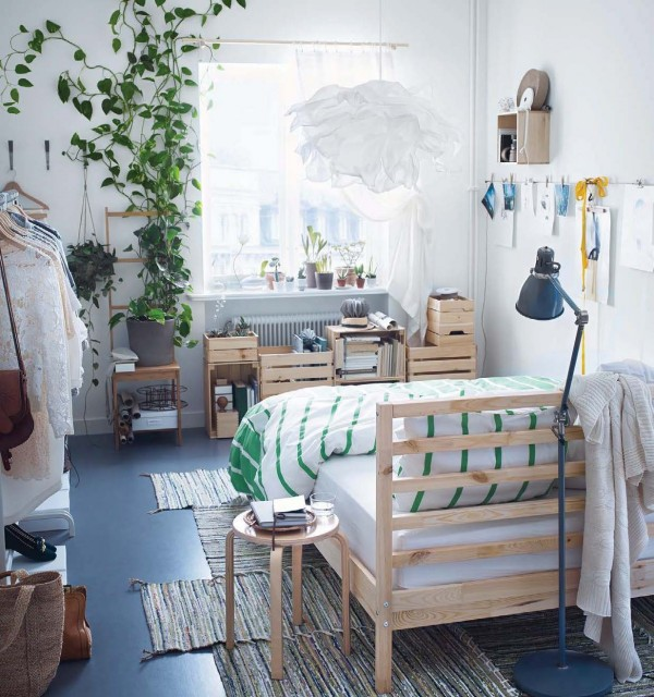 Ikea Bedroom Design Ideas (2)