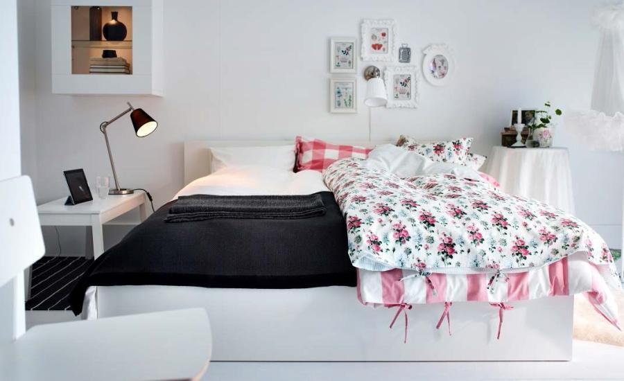 ordinary Ikea Room Design Ideas Part - 3: Best Ikea Bedroom Design Ideas
