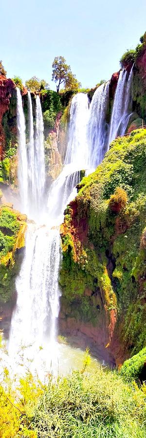 Ouzoud Waterfall, Morocco