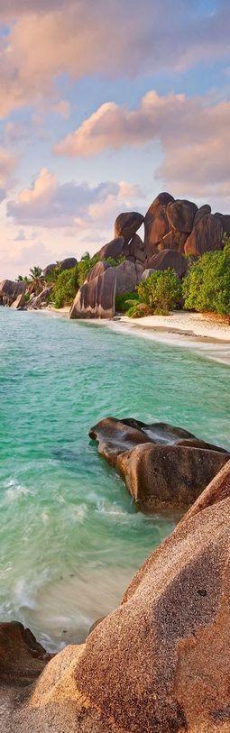 Anse Source d'Argent, Seychellas