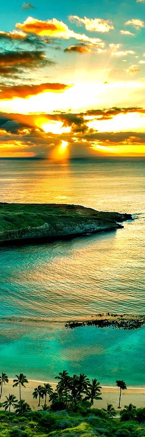 Hanauma Bay na Oahu, Havaj