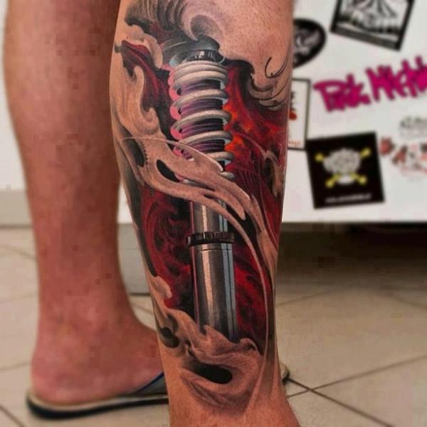 3D Tattoo Design beautifulfeed (1)