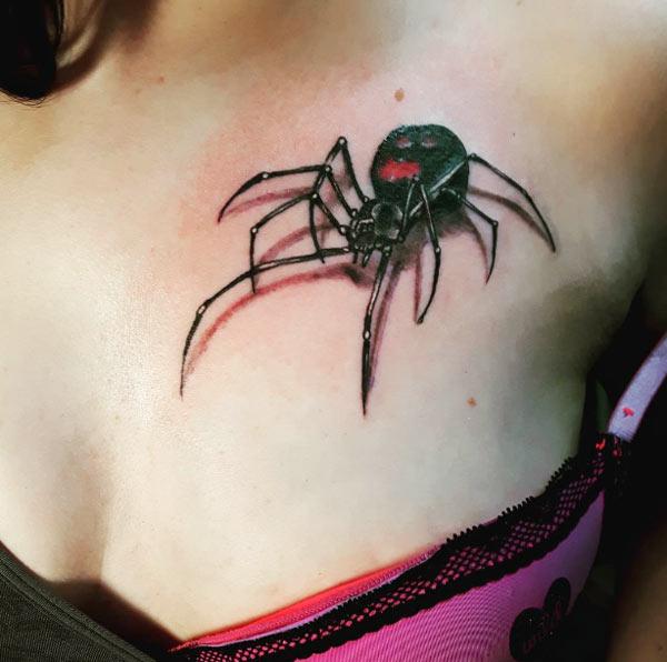 3D Tattoo Design beautifulfeed (12)