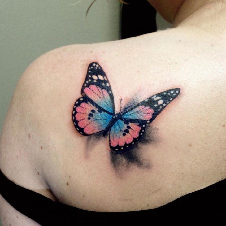 3D Tattoo Design beautifulfeed (15)