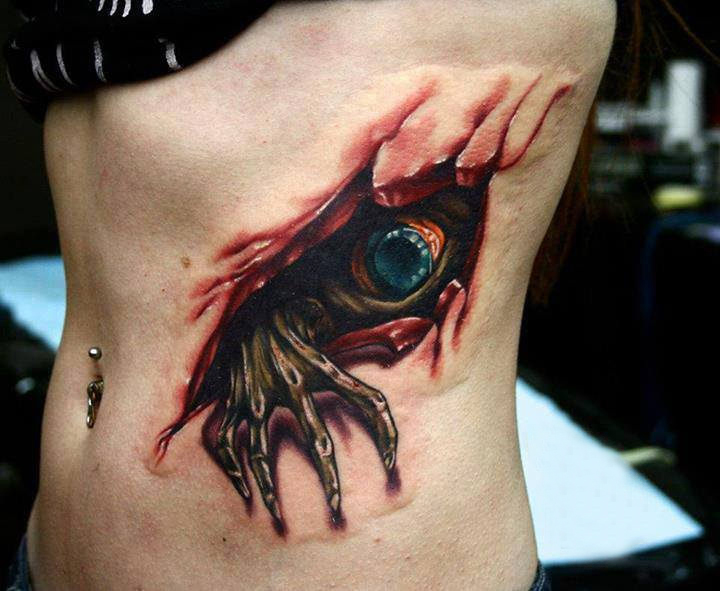 3d Tattoo Design Ideas For Men Women