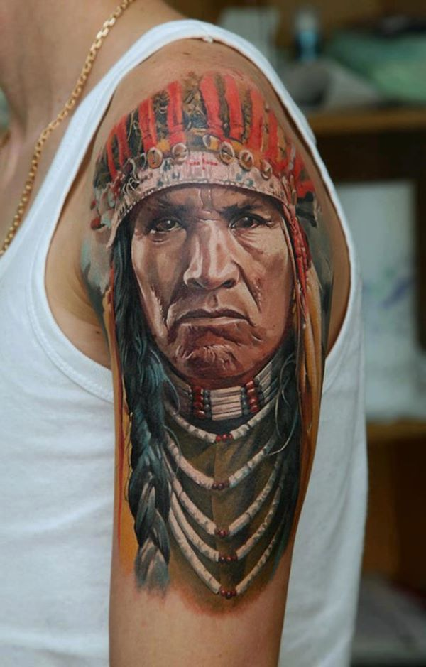 3D Tattoo Design beautifulfeed (26)