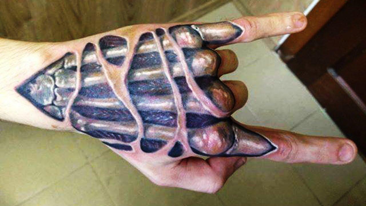 3D Tattoo Design beautifulfeed (29)