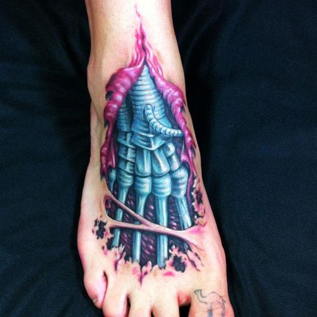 3D Tattoo Design beautifulfeed (3)
