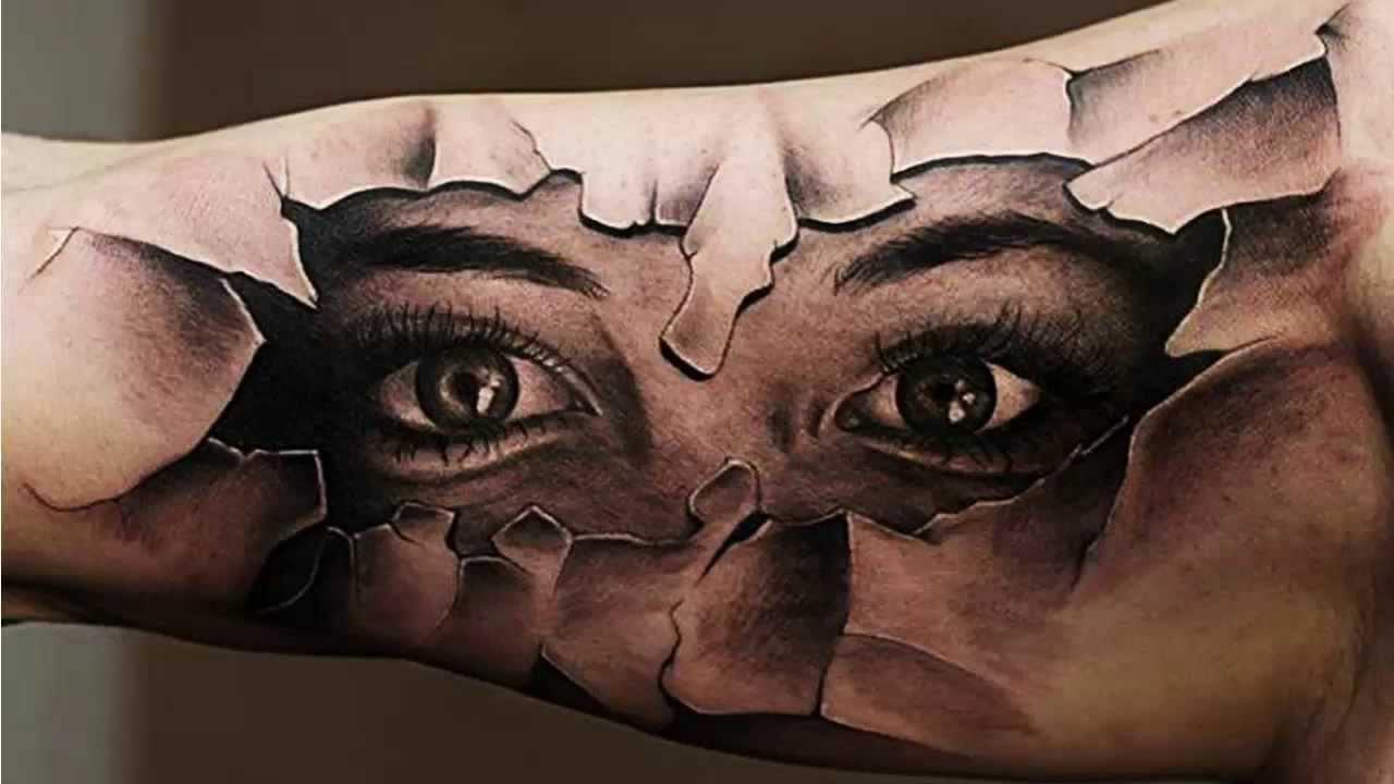 3D Tattoo Design beautifulfeed (30)