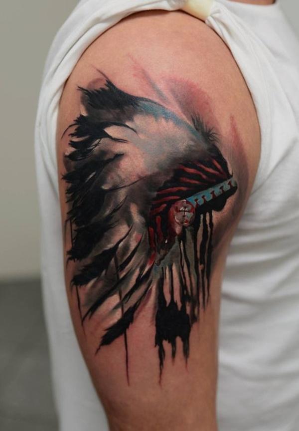 3D Tattoo Design beautifulfeed (7)