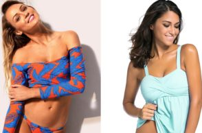 Flattering Swimsuits For Your Body Type
