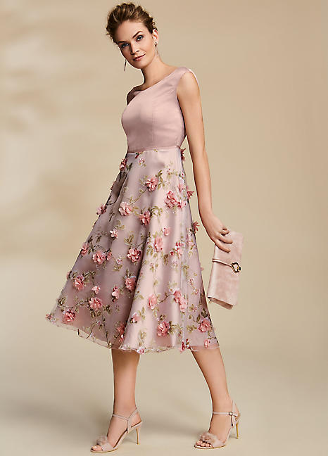 Floral Prom Dress Beautifulfeed