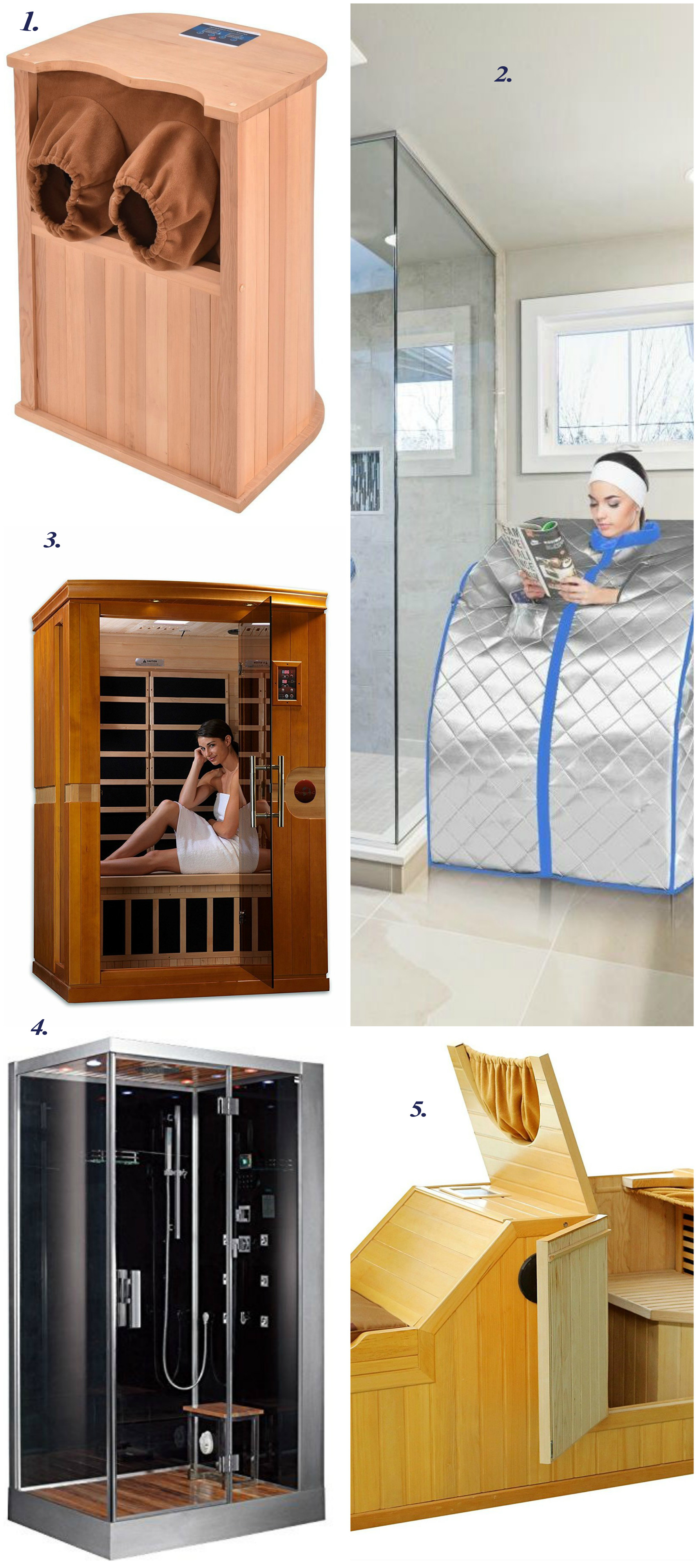 30 Best Infrared Sauna Design Ideas Review