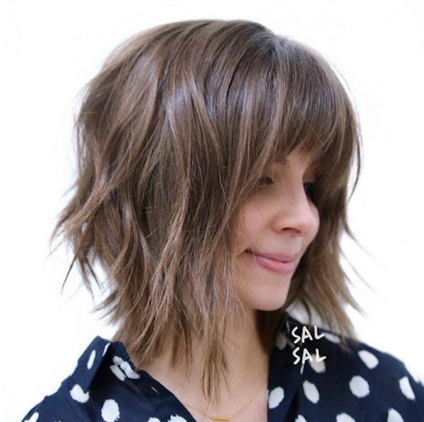 Medium Length Hairstyles Beautifulfeed (1)