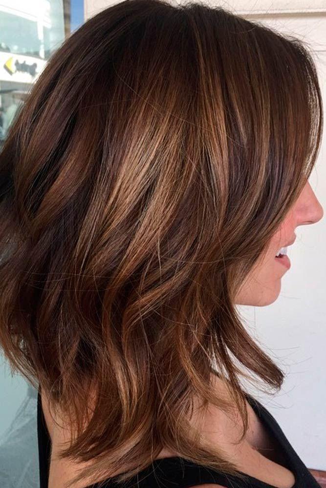 Medium Length Hairstyles Beautifulfeed (15)