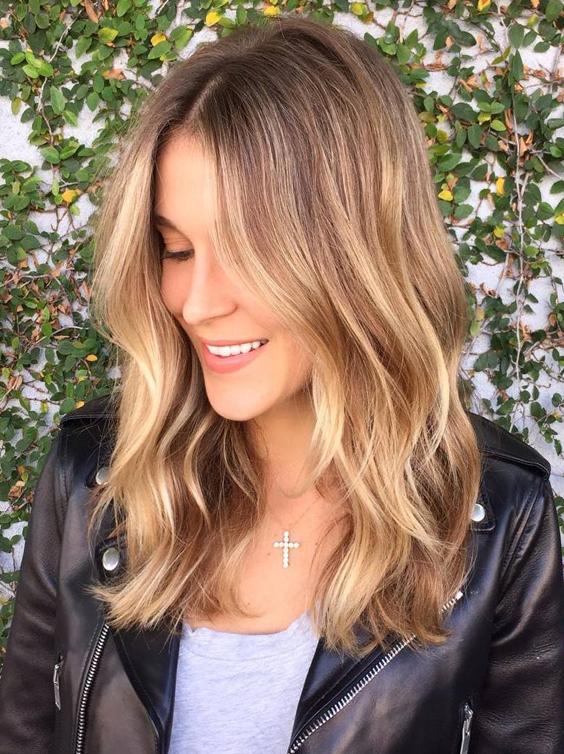 Medium Length Hairstyles Beautifulfeed (18)